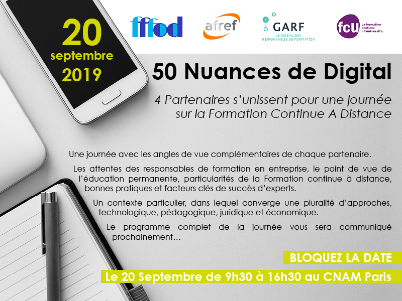 50 nuances de digital